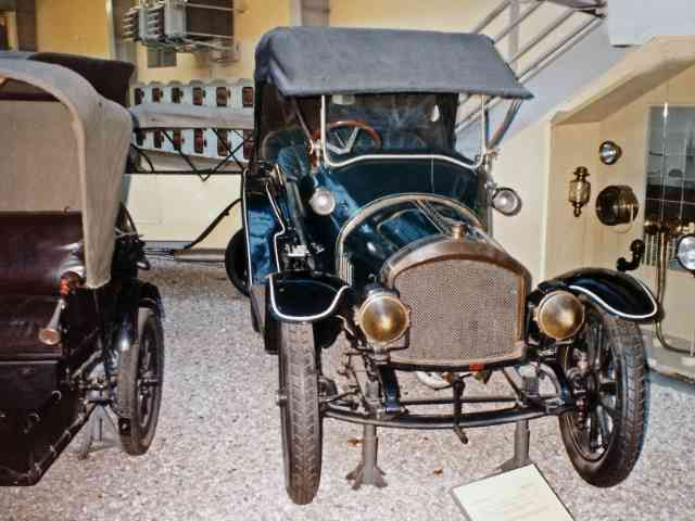 1909 Audi Type A 10-22 PS - 1909 Audi Type A 10/22 PS was built in 1910. Audi Type A had 4 cylinders engine and 2612 cc displace...