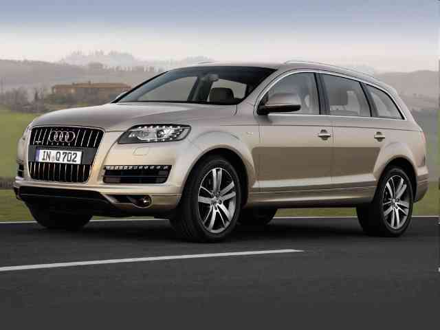 2010 Audi Q7 3.0 TDI - Audi Q7 3.0 TDI model 2010 has a new second-generation 3.0 TDI engine with max power of 240 hp and a...