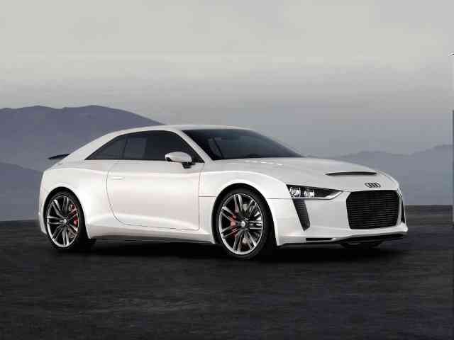 Audi Quattro Concept in production - It is almost sure that Audi Quattro Concept is confirmed for production. Audi Quattro is in fact a shorter Audi A5 with 2.5-liter five-cylinder turbocharged engine and all-wheel drive system. The Audi... Audi Cars models, news, information, reviews and pictures.
