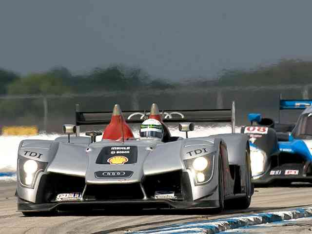 Audi R15 TDI - Audi R15 TDI is the