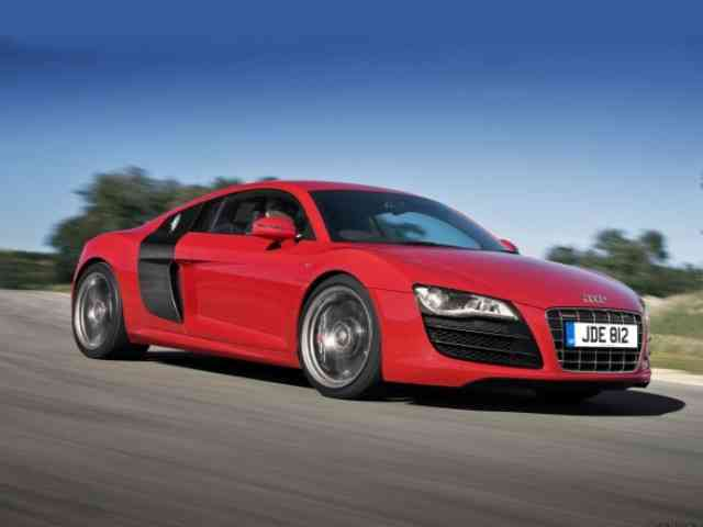 Audi R8 4.2 GT - 2010 Audi R8 4.2 GT is 2 doors 2 seater Audi Cabriolet with Gasoline V10 engine that has injection f...