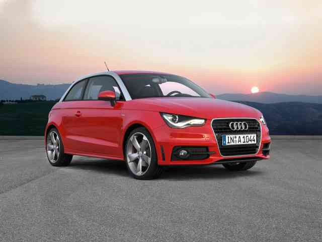 2010 Audi A1 1.2 TFSI - Audi A1 1.2 TFSI is 3 doors Audi Hatchback with Gasoline engine that has direct injection fuel system and Double overhead cam (DOHC) fuel control. Audi A1 1.2 TFSI engine capacity is 1197 ccm. It is S... Audi Cars models, news, information, reviews and pictures.
