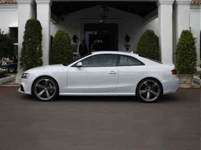 2011 Audi RS5 - 2011 Audi RS5 is already in showrooms and Audi car fans can afford it just for 72000 Euros - about $92,000 USD.2011 Audi RS5 has 4.2l V8 450 hp engine with electronically limited top speed of 250 km/h... Audi Cars models, news, information, reviews and pictures.
