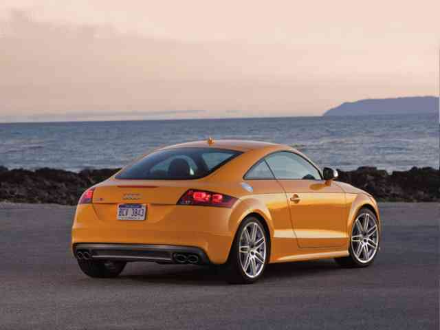 2010 Audi TTS - 2010 Audi TTS is Audi 2 doors 3 passenger sport car (4WD). Audi TTS has turbo Inline, 4 cylinder 2.0-liter Gasoline engine (4 valves per cylinder) located in front with Direct injection (DI) system an... Audi Автомобили - модели, новини, информация, ревюта и снимки.