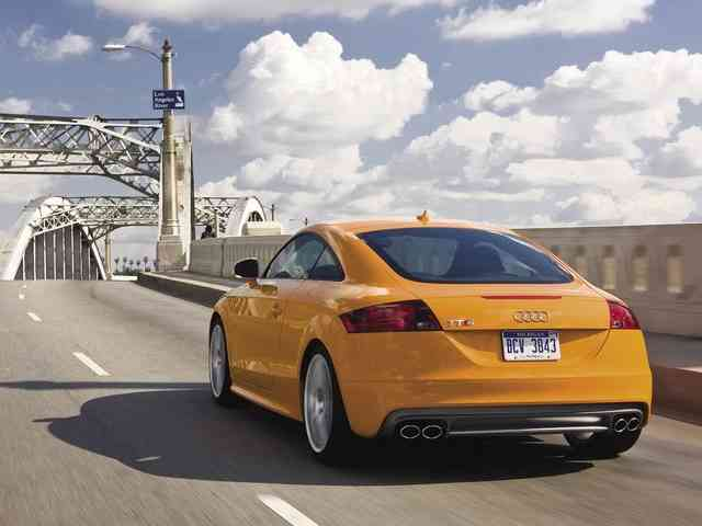 2011 Audi TTS 2.0 TDI Coupe - Audi TTS Coupe powered by 2.0 TDI engine with displasment of 1968 ccm produces Max power of 170 hp a...