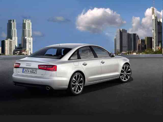 2012 Audi A6 - Audi announced the new generation 2012 Audi A6. 2012 Audi A6 will be available with five powerful en...