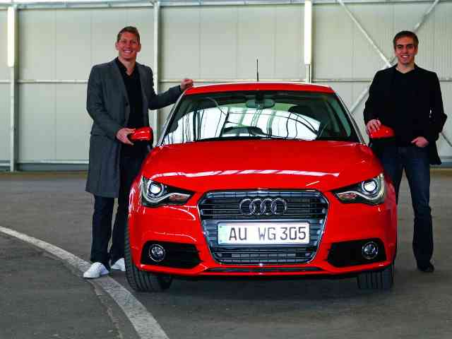 2010 Audi A1 - Audi A1 will be introduced in summer 2010. Audi A1 models will be two TDI and two TFSI engines - all...