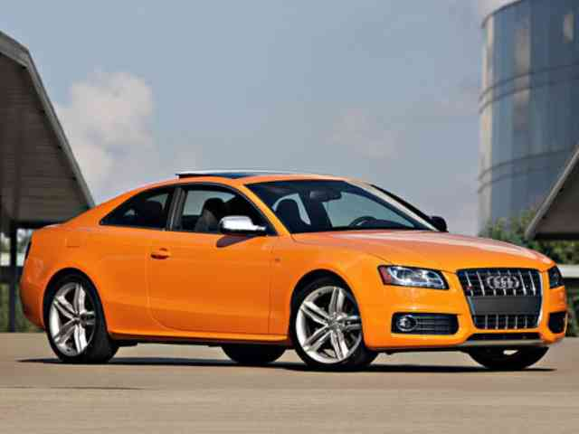Audi S5 4.2 - 2010 Audi S5 4.2 is Audi 2 doors 4 seater luxury car (4WD) with V8 Gasoline engine (4 valves per cyl...
