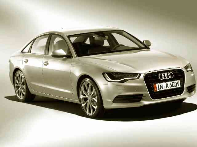 2012 Audi A6 Hybrid - The Audi A6 hybrid has 2.0 TFSI engine with max power of 211 hp and an electric motor with an additi...